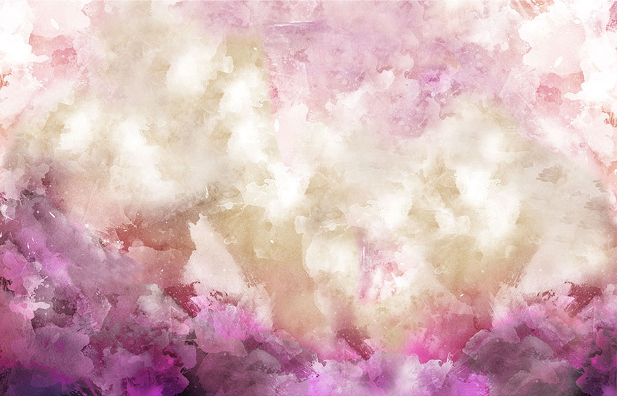 Purple Magic Quartz Wallpaper Mural design