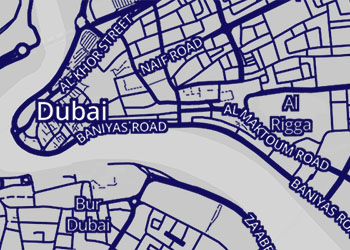 Dubai Mapping Data Example
